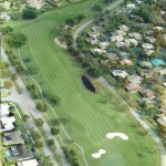 1st hole - South Florida's Best Golf Course