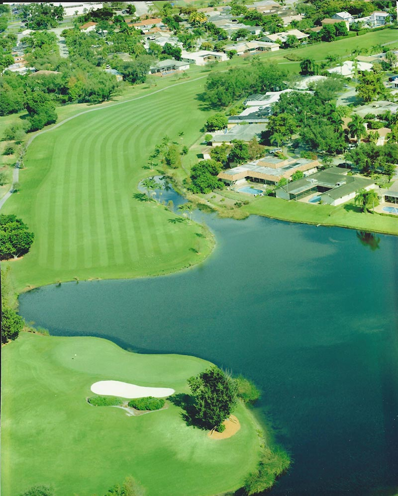 Fort Lauderdale Golf Course Hollywood Florida Golf Course The Club At Emerald Hills