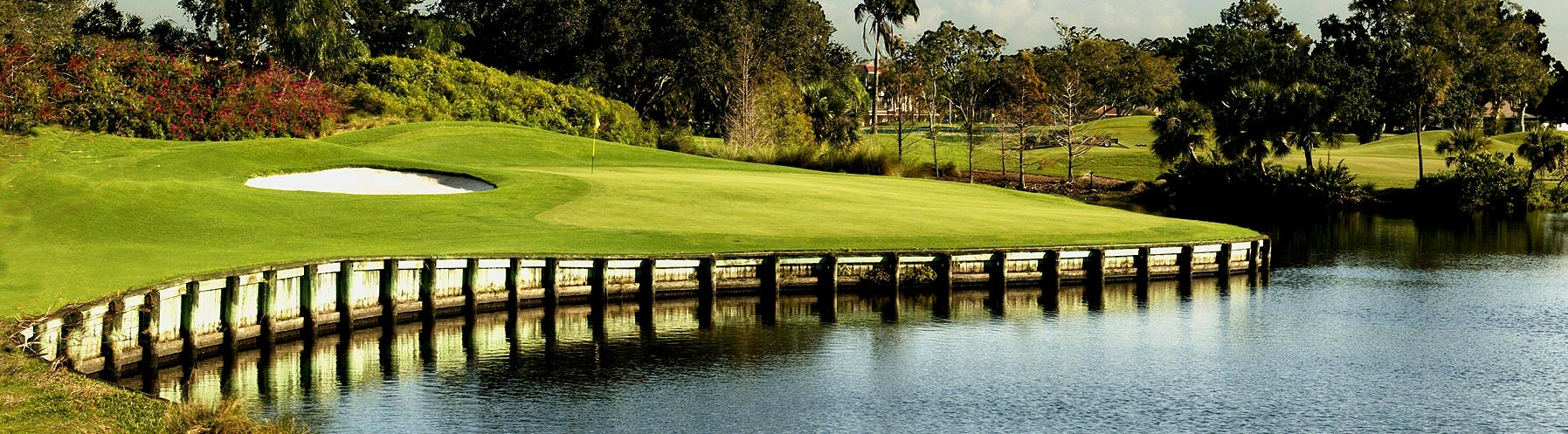 Our signature hole floridas best golf hole
