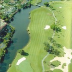 8th Hole at Fort Lauderdale's best golf course