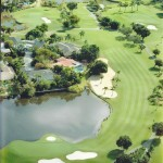 15th hole peninsula green - South Florida's most challenging golf course