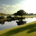 Forced water carry, South Florida's most challenging golf course